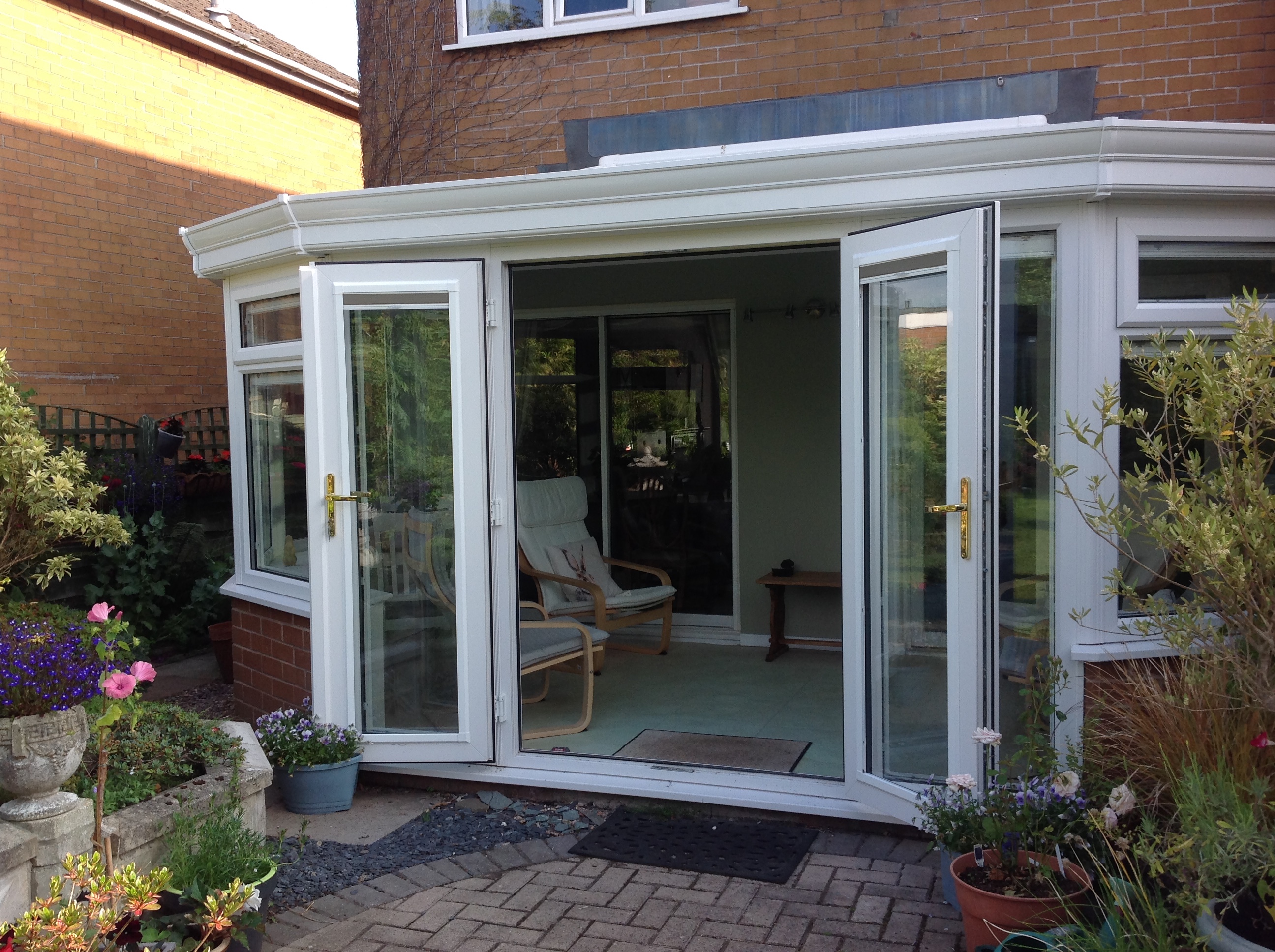 Holmes Chapel Cheshire - Conservatory, orangery, extension, windows and doors